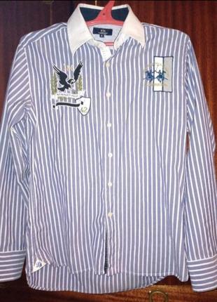 Рубашка la martina