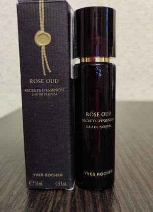 Rose oud yves rocher 15 ml