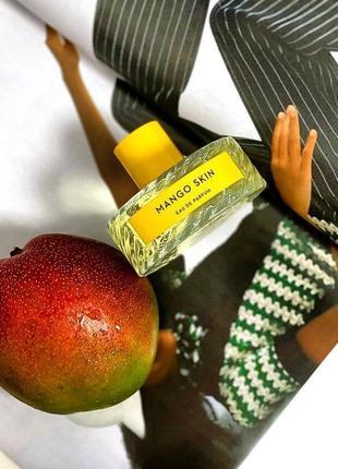 Mango skin vilhelm parfumerie парфюм из дубая,духи манго,роскошные стойкие духи