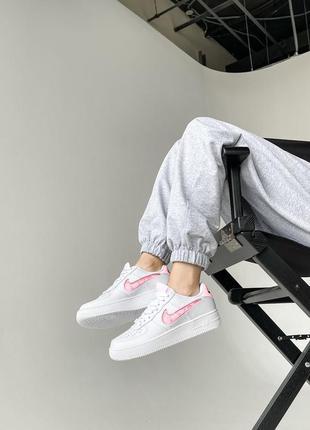 Шикарные женские кроссовки nike air fors 🆕️ найк аир форс6 фото