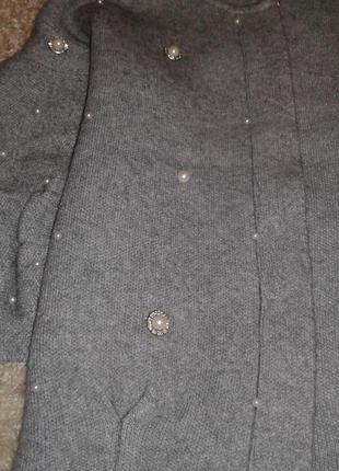 Кофта, короткий кардиган, свитер3