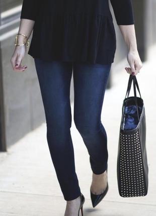 Шкіряна сумка шопер