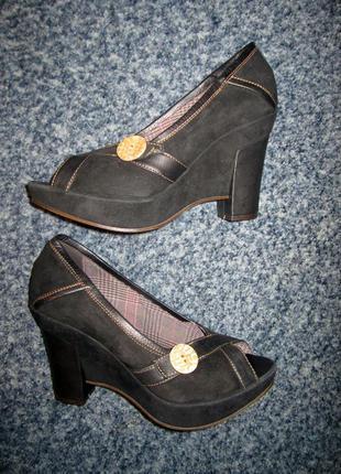 Туфли miss sixty black