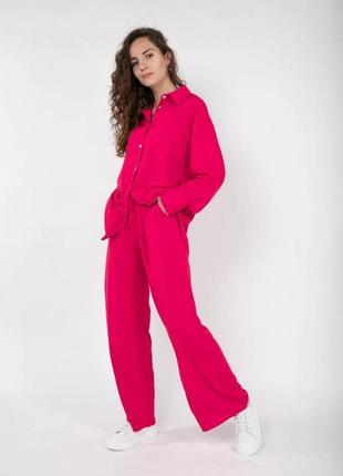 Костюм / комплект (брюки+рубашка)