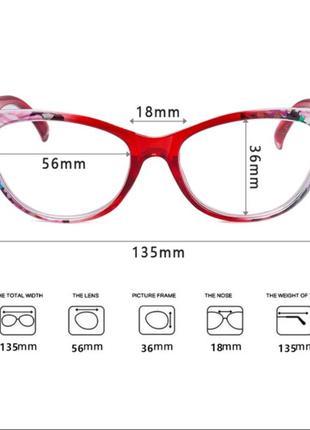 Очки для чтения +23 фото