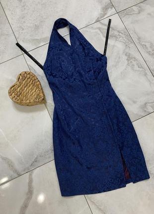Красивое в японском стиле платье 💙