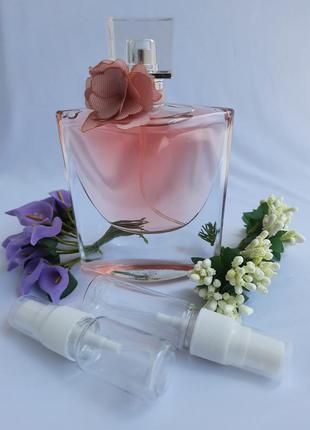 Распив♥️lancome la vie est belle bouquet de printemps отливант затест