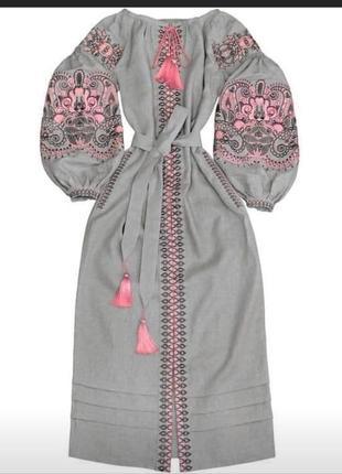 Плаття вишиванка (платье вышиванка)