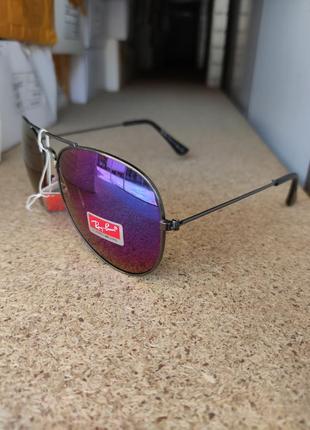 Солнцезащитные очки  ray ban2 фото