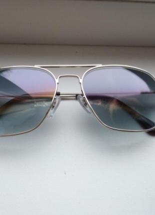 Новые солнцезащитные очки с градиентной стеклянной линзой