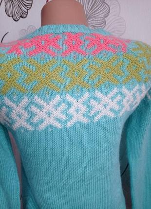 Теплый свитер3 фото