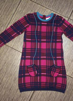 Хорошее стильное платье marks&spencer kids