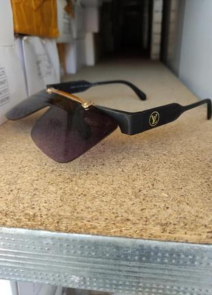 Солнцезащитные очки  louis vuitton экслюзив1 фото