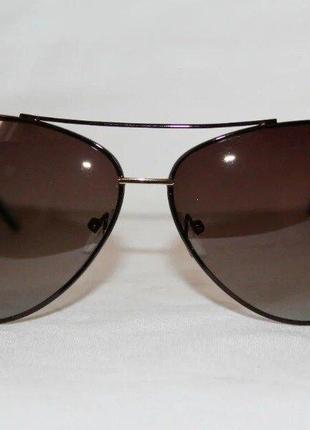 Очки солнцезащитные  женские поляризационные