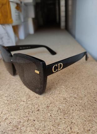 Солнцезащитные очки  dior1 фото