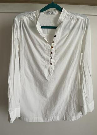 Рубашка туника на купальник