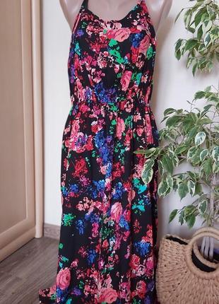 Платье сарафан натуральный состав