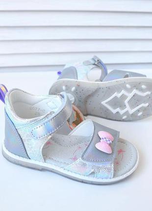 Босоножки на девочку tom.m. детская обувь.