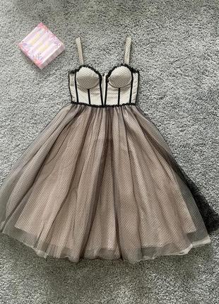Розкішна сукня міді/ шикарное платье