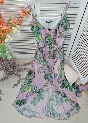 Сарафан міді жіноче літнє плаття 🇹🇷
