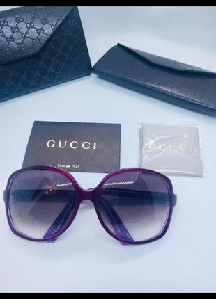 Gucci оригинал очки покупала за 300 € в фирменном магазине.состояние отличное