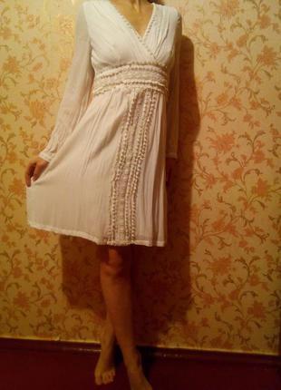 Нежное и женственное платье.next.