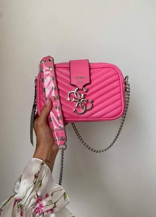 ❤ женская розовая сумка сумочка ❤