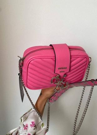 ❤ женская розовая сумка сумочка ❤5 фото