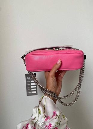 ❤ женская розовая сумка сумочка ❤3 фото