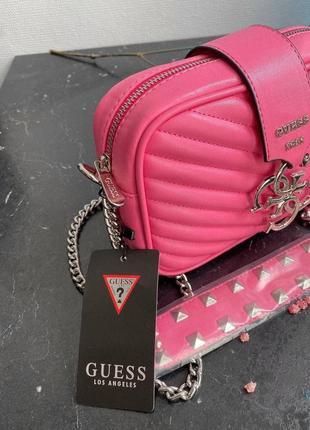 ❤ женская розовая сумка сумочка ❤9 фото