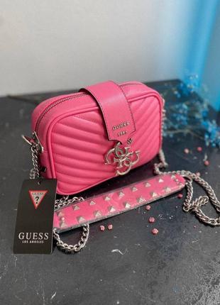 ❤ женская розовая сумка сумочка ❤6 фото