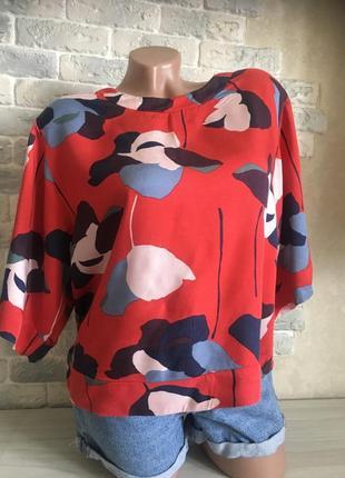 Шикарная блузка из вискозы