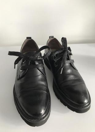 Броги, напівчеревики, кожаные полуботинки, кожаные туфли, обувь 2021.