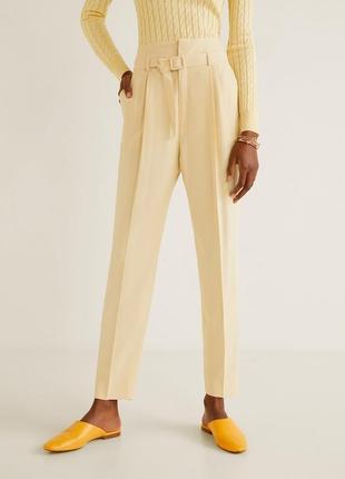Легкие брюки mango