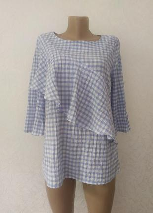 Фирменная блуза