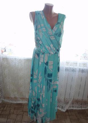 Платье красивенное!!!!!! р.58