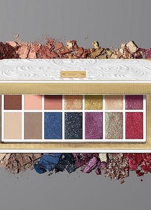 Палетка теней edge of reality eyeshadow palette от kvd vegan beauty