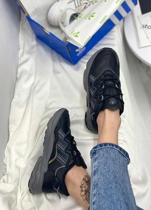 Кроссовки adidas ozweego4 фото