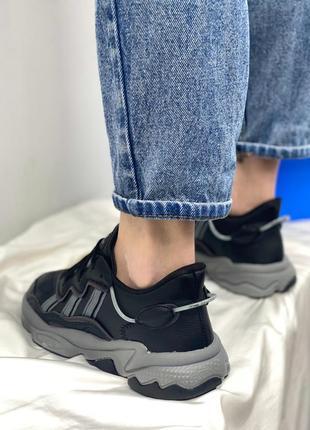 Кроссовки adidas ozweego3 фото