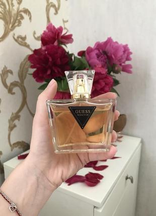 Стійкі жіночі парфуми guess seductive 75ml 75 ml