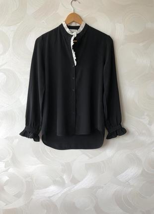 Шёлковая блузка sandro