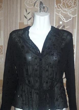 Блуза рубашка женская