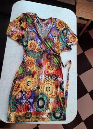 Яркое 🌞🌞🌞 красивое платье