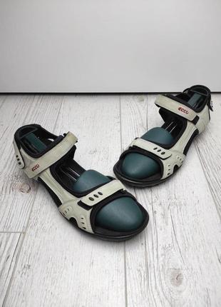 Комфортные спортивные босоножки сандалии р.42 стелька 27,5 см.