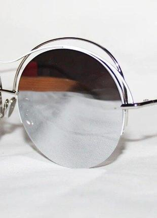 Очки солнцезащитные зеркальные2 фото