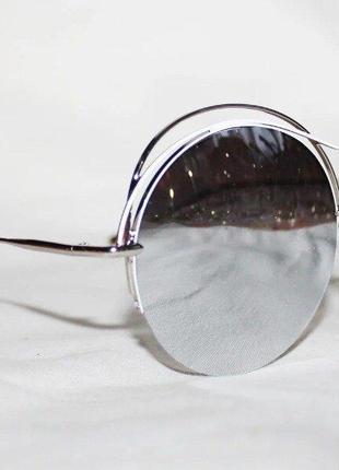 Очки солнцезащитные зеркальные3 фото