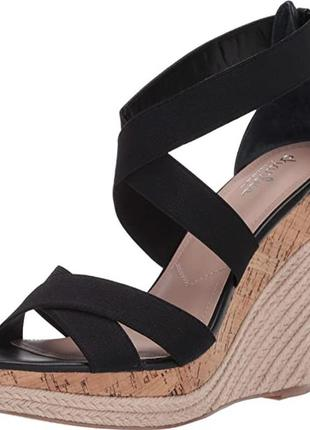 Босоножки сандалии платформа charles david размер us9 eu39-39,5
