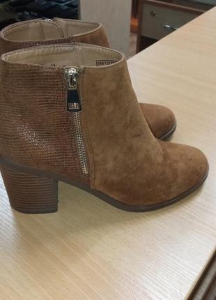 Обувь осень весна ботинки