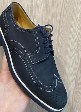 Мужские броги bally (туфли, лоферы, топ-сайдеры)