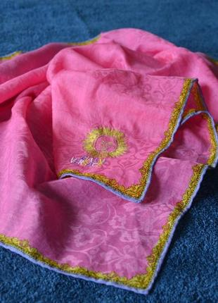 Gianni versace платочек батистовый